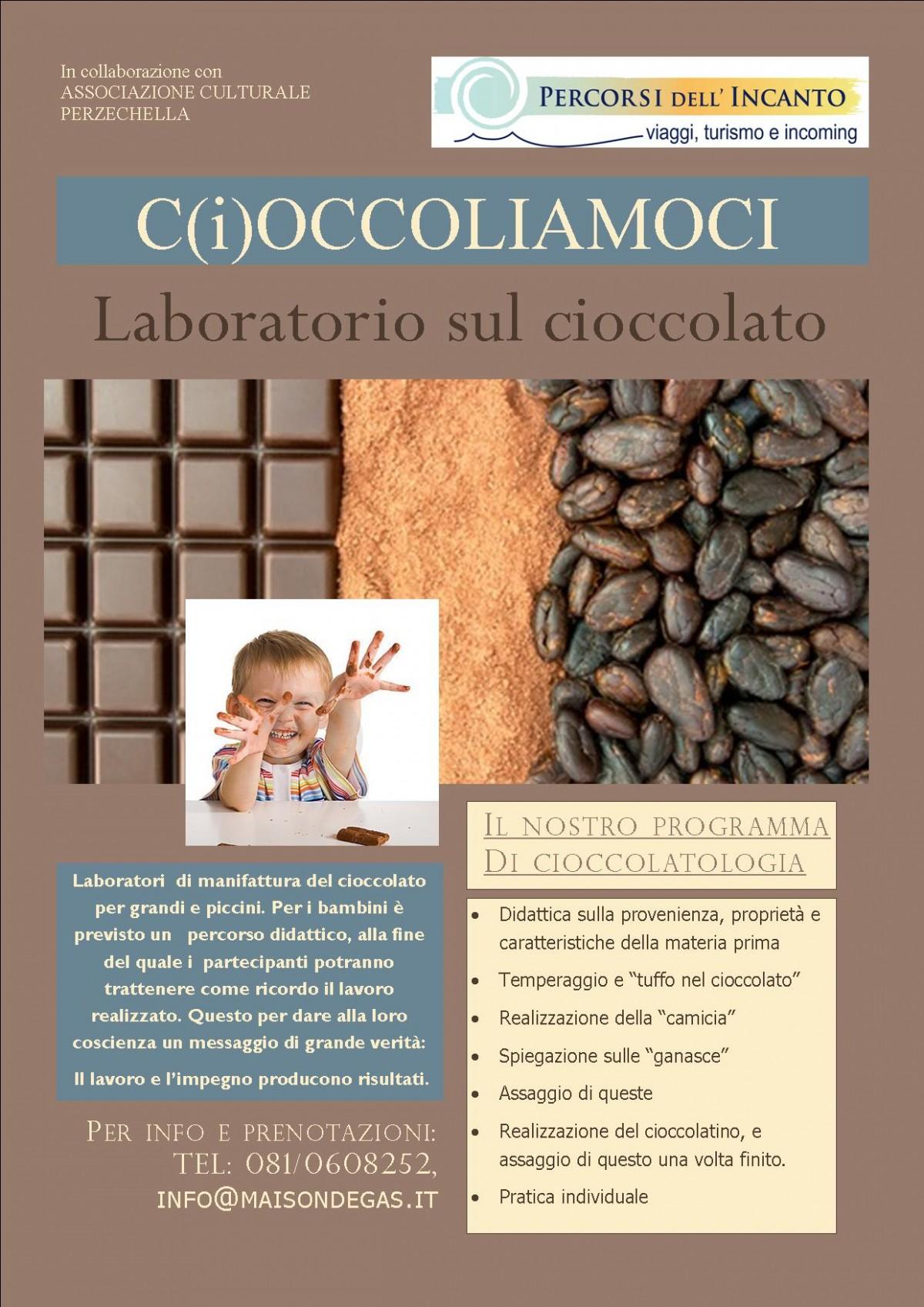 lab cioccolato